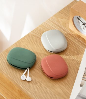 Silicone Earphone Storage pouch