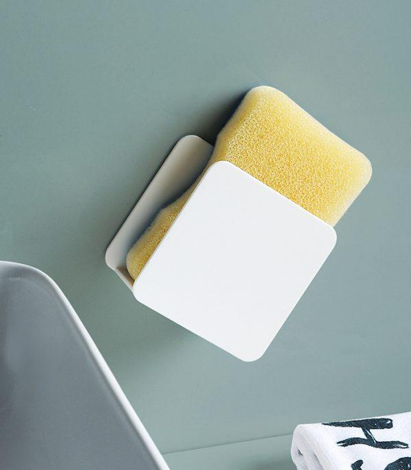 Wall-mounted Sponge Holder